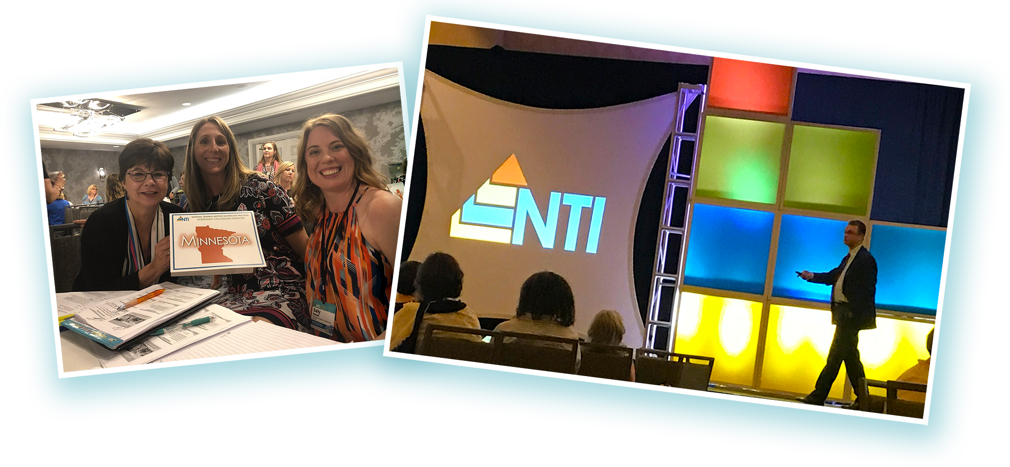 NTI 2022 National Training Institute on Effective Practices, Addressing Challenging Behavior. April 19-